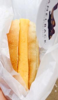 代々木公園で花見パン - NO PAN NO LIFE