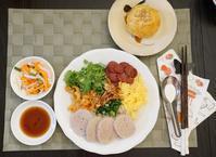 ベトナム料理 プライベートレッスン ~自家製ベトナムハム作りと路上おやつ - 晴れた朝には 改