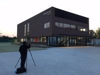 茗溪学園 AgoraHall 竣工撮影 - IWASA Architects workshop diary