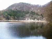 みなかみ町 浮島のある大峰沼から吾妻耶山へ雪のトレイルを歩く  Mount Azumaya in Minakami, Gunma  - やっぱり自然が好き