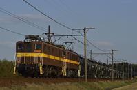 セメント列車 保々ストレート - レイルウェイの毎日