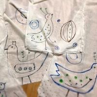 絵の具と絵筆 - ドコカ遠くと日々のアシモト