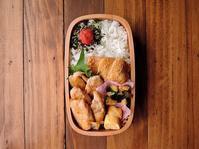 4/26(水)鶏わさ弁当 - おひとりさまの食卓plus
