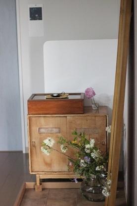 【ikanika】花の会4月のしつらい・・・♪ - 手づくりひとてまの会『文京区初心者さん向け洋裁教室』