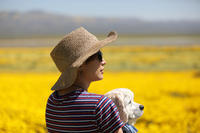 Carrizo Plain National Monument  -- カリフォルニア最後の草原 --  #3 - 南加生活写録 --- Life In Fillmore ---