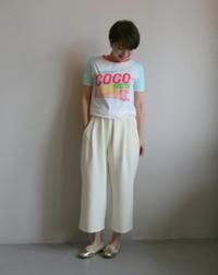 ☆ ハッピーモードなTシャツstyle ☆ - ☆ステキな沖縄生活☆  沖縄のかわいい、おいしい、たのしいをジーンから