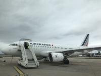 エールフランス航空の国内線について ORY→TLS - おフランスの魅力