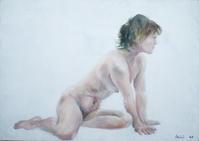 dessin_nu2003 - 小松希生 art works & illustrations