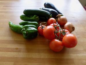 常備野菜を使って。。 - 光と影をおいかけて