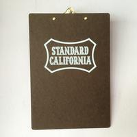 スタンダード・カリフォルニア×PENCO クリップボード - BEATNIKオーナーの洋服や音楽の毎日更新ブログ