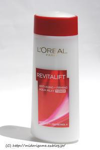 Loreal Paris 「Revitalift Aqua milky toner」 - 深川OLアカミミ探偵団