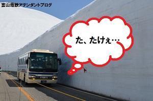 [富山地方鉄道公認]富山地鉄の鉄道アテンダント日誌
