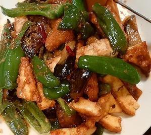 ナスとピーマンのみそ炒め - お惣菜大好き今夜もおいしいおつまみを作ろう