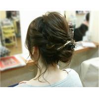 アレンジスタイル - coiffure EMIKA