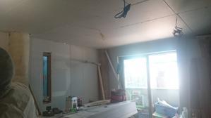共同住宅の内装工事を施工中です。 - 日向興発ブログ【方南町】【一級建築士事務所】