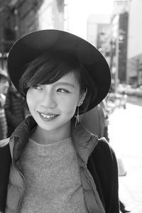 愛梨ちゃん15 - モノクロポートレート写真館