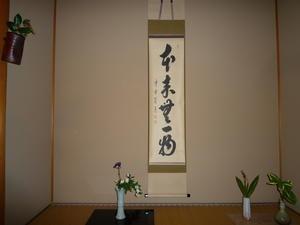 茶花 - つれづれ