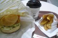 KFC 『三ッ星フィレサンド』 - My favorite things