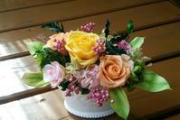 今日は、お花教室♪ - お花とマインドフルネスな時間 ~花工房GreenBell~