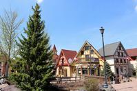 春!ドイツ村を歩く。/ Art&Architecture#177 - Japanese HousewifeのU.S.Life♪ -in Ann Arbor-