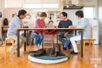 2017/4/26 1歳の家族写真 - 「三澤家は今・・・」