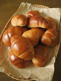 ロールパン(4時間仕上げ) - slow life,bread life