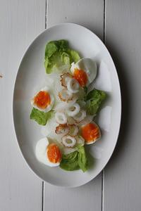 新タマでサラダ - Nasukon Pantry