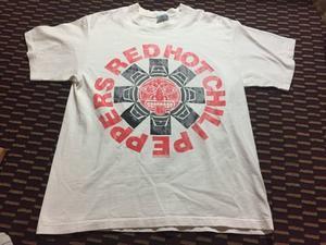 アメリカ仕入れ情報#58   90s RED HOT CHILI PEPPERS Tシャツ! - ショウザンビル mecca BLOG!!