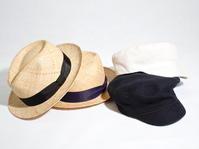 夏っぽい帽子は持っていますか!?Mighty Shineの新作すごく良いんです! - CHARGER JOURNAL