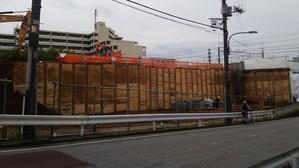 鷺沼台1丁目の擁壁工事など・・・市道00-009号線周辺の建設現場 - 谷岡隆(たにおかたかし) 習志野市議会議員