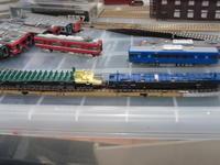 ラウンドハウス185系の低速化トライ - 新湘南電鐵 横濱工廠2