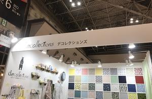2017日本ホビーショーに出かけてきました!デコレクションズさんの素敵ブースやWSレポ♪ - neige+ 手作りのある暮らし
