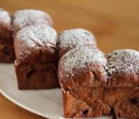 チョコレートブリオッシュ - Pane e Dolce