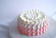 ペタルケーキ練習 - アルフの粉修行