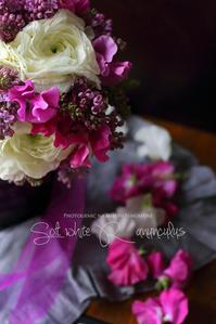 FLOWER #38 Softness*春花ブーケ - フォトジェニックな日々