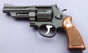 "Smith & Wesson Model-28 Highway patrolman .357Magnum - 人はパンのみに生きるにあらず                                   ""Man shall not live by bread alone.""    k'z(ケイズ)ブログ"
