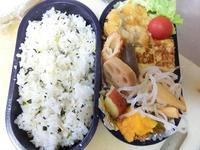 4-27お弁当 - はっぴ~かふぇ