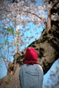 春の祈り - 片眼を閉じて見る世界には・・・。