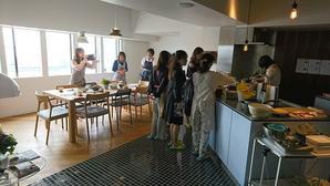 キムチチゲが大人気です 春のシークレットレッスン♪ - 今日も食べようキムチっ子クラブ (我が家の韓国料理教室)