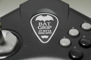【レビュー】SANWA-SUPPLY JY-DV16 BAT GRIP(再録) - ゲームパッド地下秘密