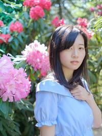 春、いつもの公園にて Chiaki - 西園寺ゆめまろの華麗なる半生