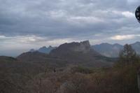 入山から見た風景 - 残りの人生楽しく行こう