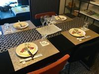 ワインパーティー - カフェ気分なパン教室  ローズのマリ