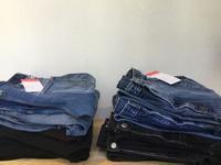The Attractman Rebuilding Denim Pants - Lapel/Blog