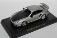 1/64 Kyosho PORSCHE 4 911 GT2 RS - 1/87 SCHUCO & 1/64 KYOSHO ミニカーコレクション byまさーる