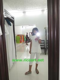 ジャマイカで服買い - ジャマイカブログ Ricoのスケッチ・ダイアリ