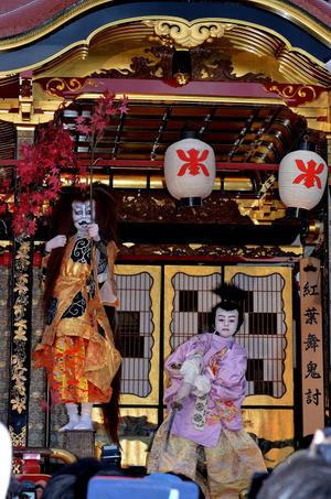 長浜曳山祭り・その弐 - 祭りバカとは俺の事(仮)