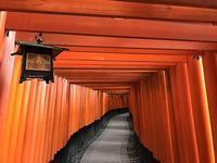 外国人が京都で訪れたい場所NO.1の伏見稲荷大社へ - ニューヨークで働く&子育て