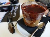 ティラミス風味のカフェ (Tiramisù al caffé) - エミリアからの便り