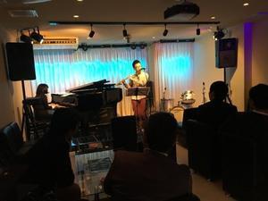 広島 Jazzlive comin  本日金曜日のライブ - Jazzlive Comin     広島  薬研堀のJazz BAR